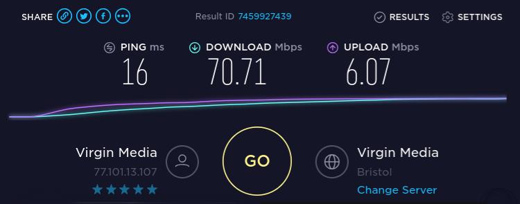 Wifi Speed Test Ookla